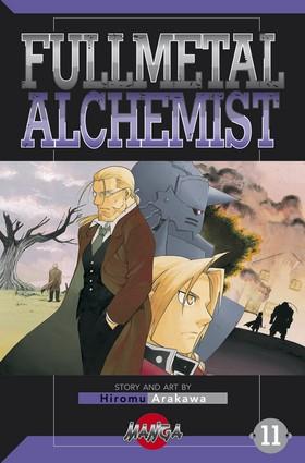 FullMetal Alchemist 11 av Hiromu Arakawa