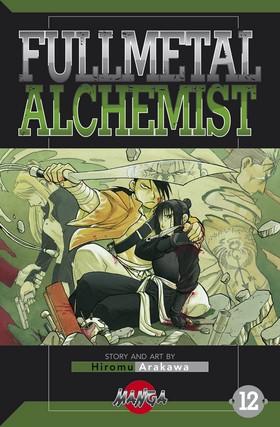 FullMetal Alchemist 12 av Hiromu Arakawa