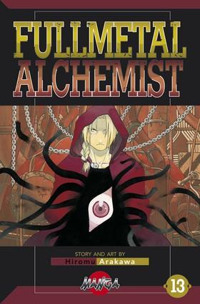FullMetal Alchemist 13 av Hiromu Arakawa