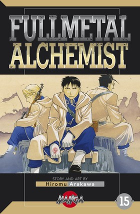 FullMetal Alchemist 15 av Hiromu Arakawa
