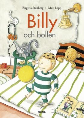 Billy och bollen av Birgitta Stenberg