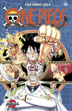 One Piece 45 : Jag förstår att ni är upprörda av Eiichiro Oda
