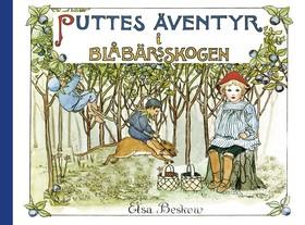 Puttes äventyr i blåbärsskogen (miniformat)