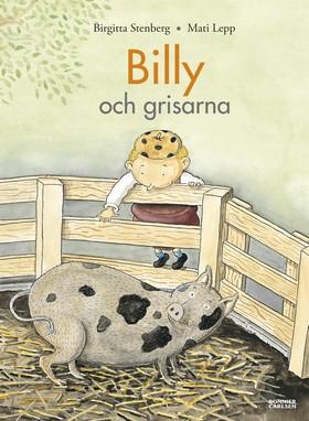 Billy och grisarna av Birgitta Stenberg