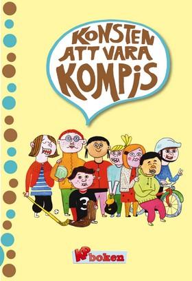 KP-boken : konsten att vara  kompis av Per Bengtsson