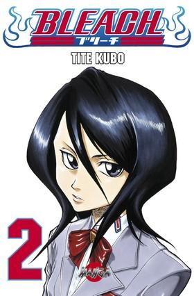 Bleach 02 av Tite Kubo
