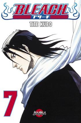 Bleach 07 av Tite Kubo