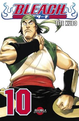 Bleach 10 av Tite Kubo