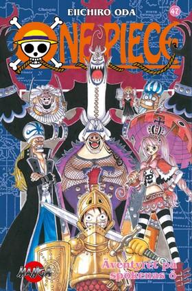 One Piece 47 av Eiichiro Oda