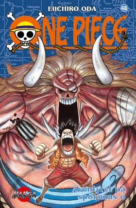 One Piece 48 av Eiichiro Oda