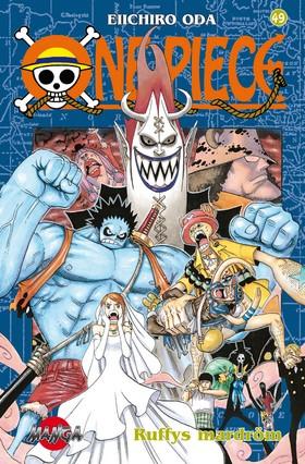 One Piece 49 av Eiichiro Oda