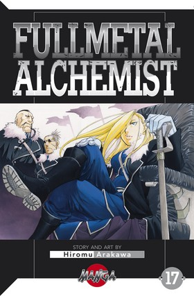 FullMetal Alchemist 17 av Hiromu Arakawa