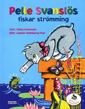 Pelle Svanslös fiskar strömming
