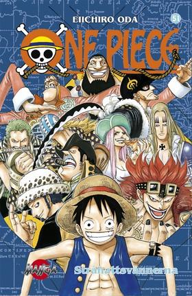 One Piece 51 av Eiichiro Oda