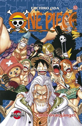 One Piece 52 av Eiichiro Oda