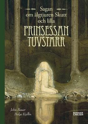 Sagan om älgtjuren Skutt och lilla prinsessan Tuvstarr (miniformat)