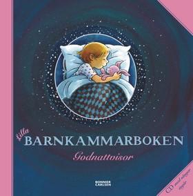 Lilla barnkammarboken Godnattvisor inkl CD