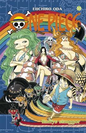 One Piece 53 : färgen hos en härskare av Eiichiro Oda