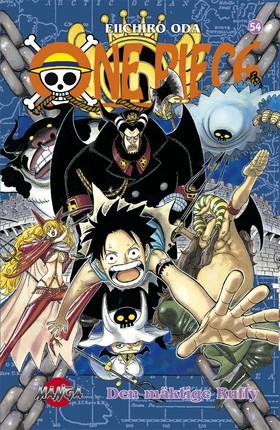 One Piece 54 : ingen kan längre stoppa det av Eiichiro Oda