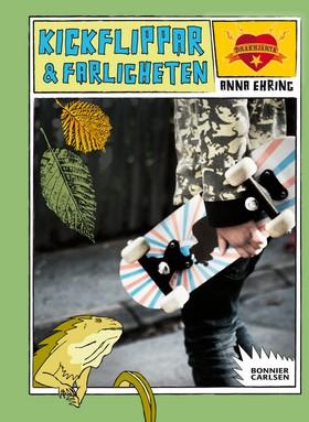 Kickflippar och farligheten av Anna Ehring