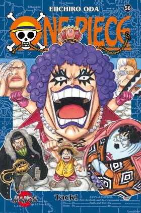 One Piece 56 av Eiichiro Oda