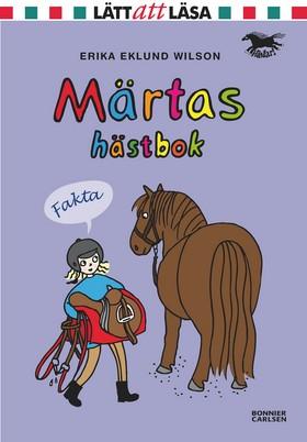 Märtas hästbok av Erika Eklund Wilson