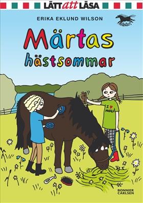 Märtas hästsommar av Erika Eklund Wilson