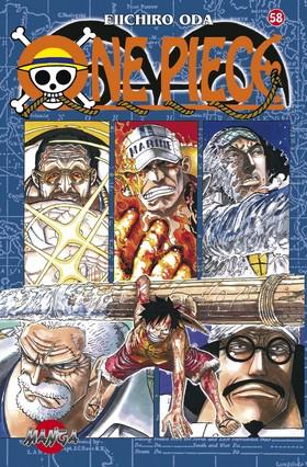 One Piece 58 av Eiichiro Oda