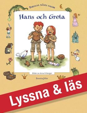E-bok Hans och Greta  av Bröderna Grimm