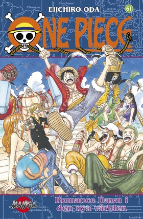 One Piece 61 av Eiichiro Oda