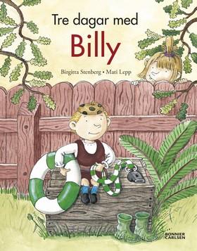 Tre dagar med Billy (samlingsvolym) av Birgitta Stenberg