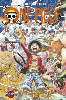 One Piece 62 av Eiichiro Oda