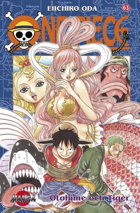 One Piece 63 av Eiichiro Oda