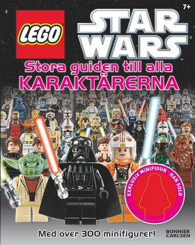 LEGO Star Wars: Stora guiden till alla karaktärerna