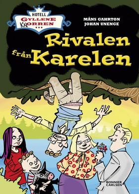 E-bok Rivalen från Karelen av Måns Gahrton