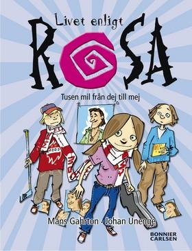 E-bok Tusen mil från dej till mej av Måns Gahrton
