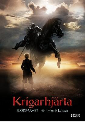 E-bok Krigarhjärta av Henrik Larsson