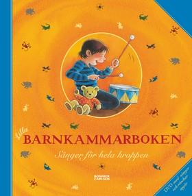 Lilla barnkammarboken Sånger för hela kroppen, inkl DVD