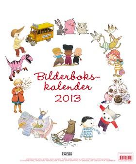 Bilderbokskalender 2013