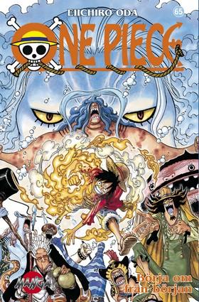 One Piece 65 av Eiichiro Oda