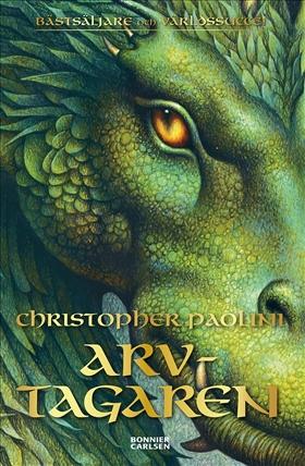 E-bok Arvtagaren eller själavalvet av Christopher Paolini