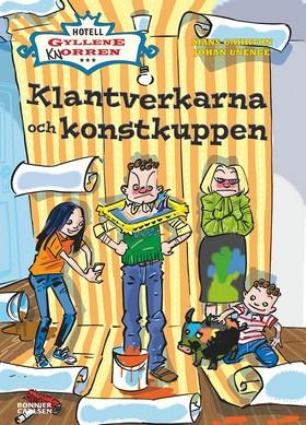 E-bok Klantverkarna och konstkuppen av Måns Gahrton