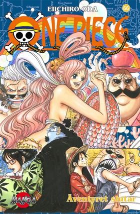 One Piece 66 : vägen som leder mot solen av Eiichiro Oda