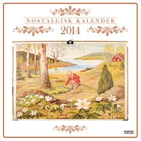 Nostalgisk kalender 2014