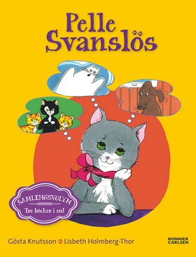 Pelle Svanslös-boken av Gösta Knutsson