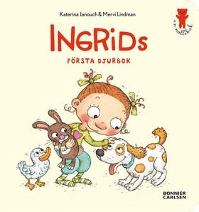 Ingrids första djurbok av Katerina Janouch