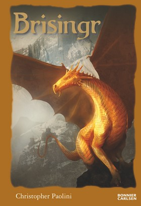 Brisingr eller Eragon skuggbanes och Saphira Biartskulars sju löften av Christopher Paolini