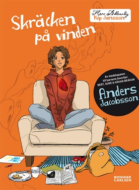 E-bok Skräcken på vinden av Anders Jacobsson