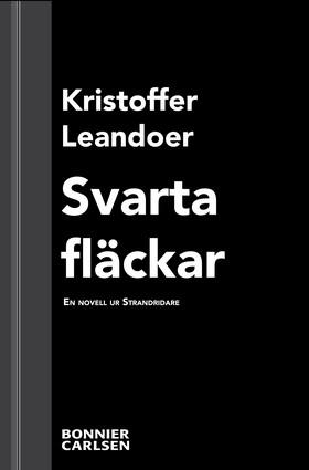 E-bok Svarta fläckar: En skräcknovell ur Strandridare av Kristoffer Leandoer