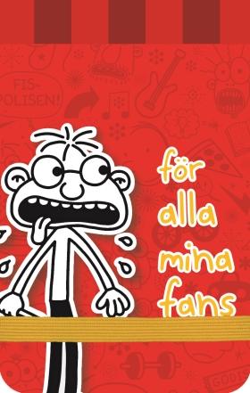 Dagbok för alla mina fans: Miniblock Fregley